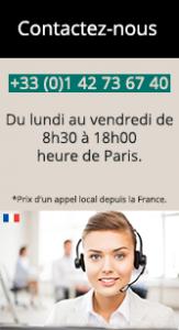 Contactez l'APSE Santé  au +33 (0)1 42 73 67 40